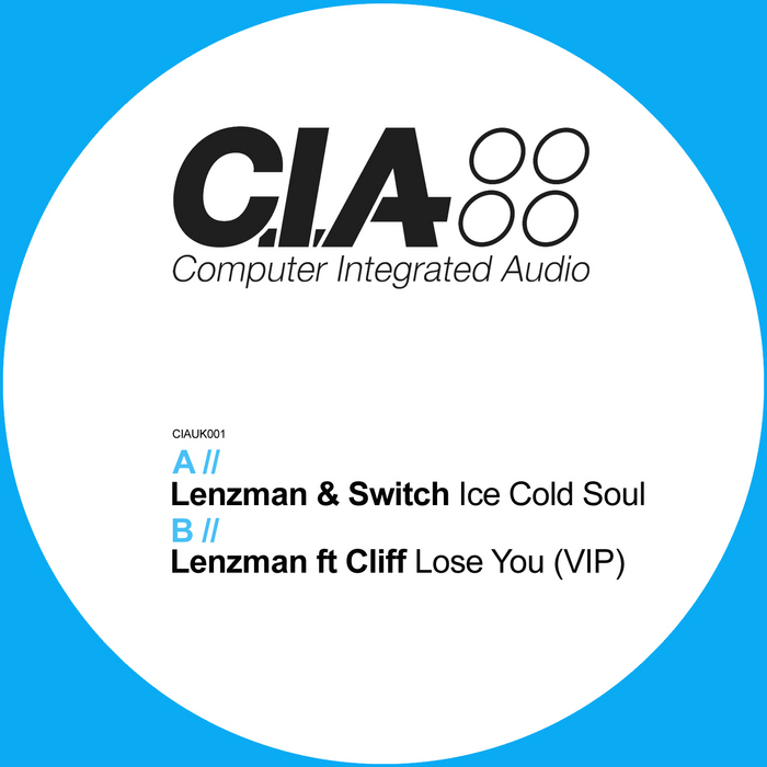 LENZMAN/SWITCH - Ice Cold Soul/Lose You (VIP)