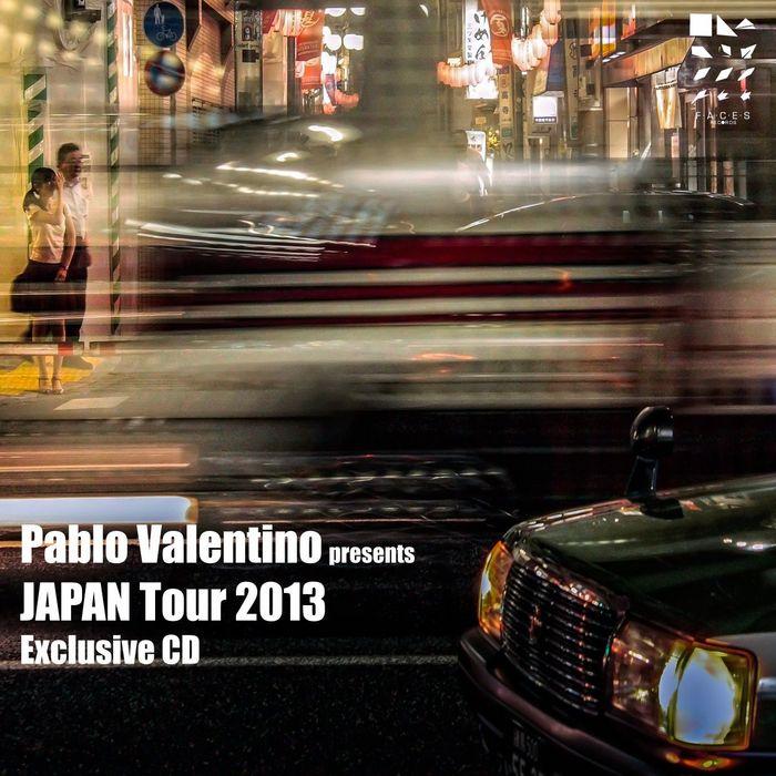 VARIOUS - Pablo Valentino Presents Japan Tour 2013