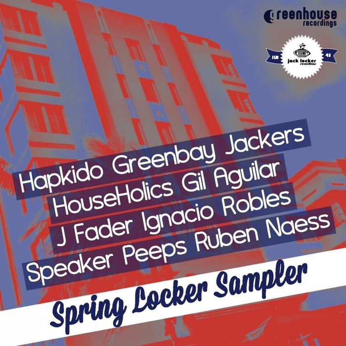 VARIOUS - Spring Locker Sampler