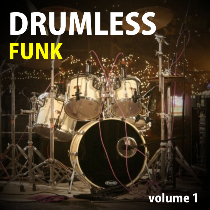 FORBES, Andre - Drumless: Funk Vol 1