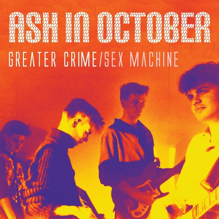 ASH IN OCTOBER - Greater Crime EP