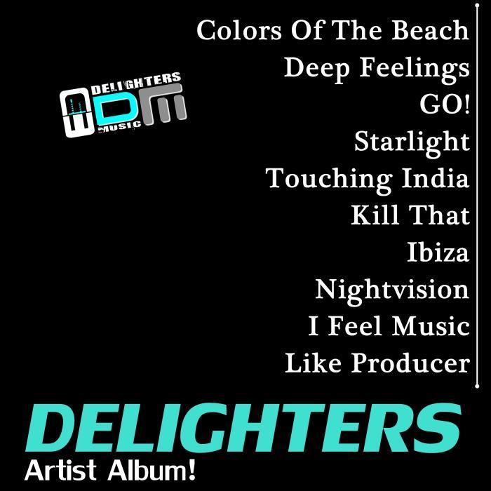 DELIGHTERS/VARIOUS - Artist Album!