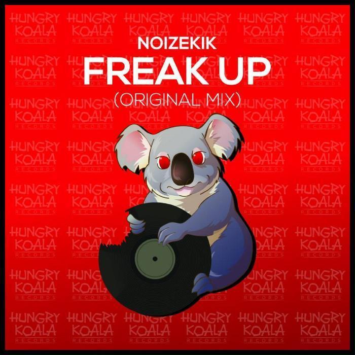 NOIZEKIK - Freak Up