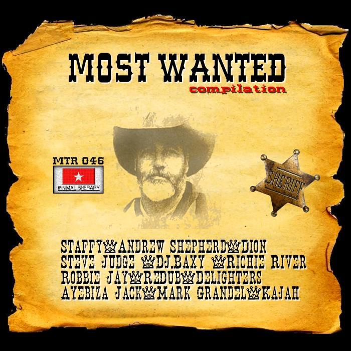 VARIOUS - Most Wanted Compilation