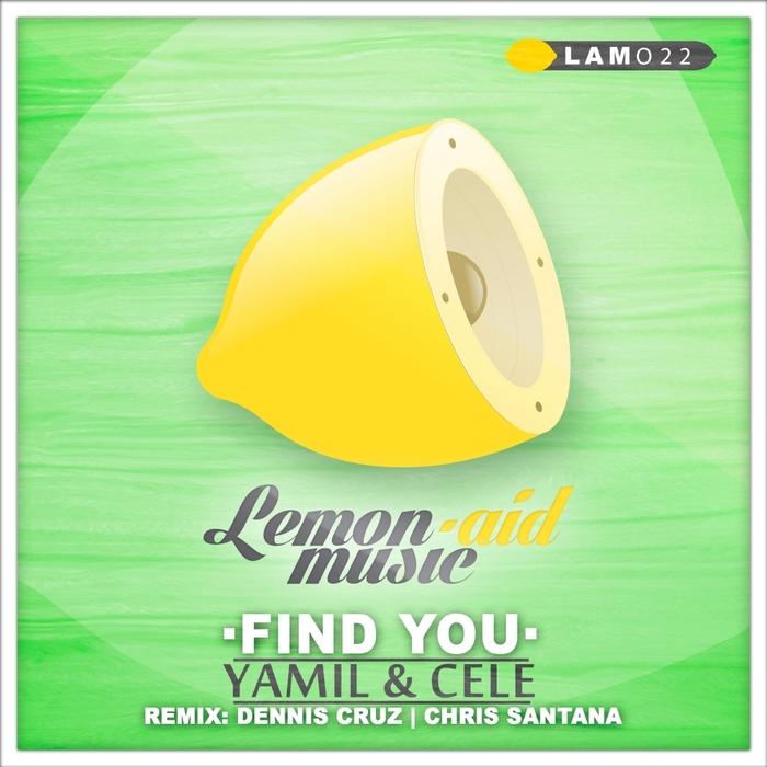 YAMIL/CELE - Find You