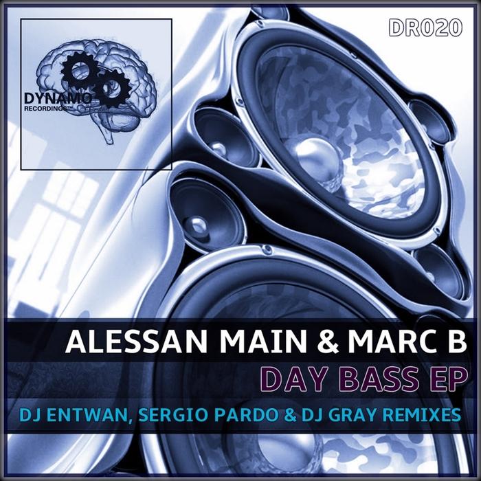 MAIN, Alessan/MARC B - Day Bass EP