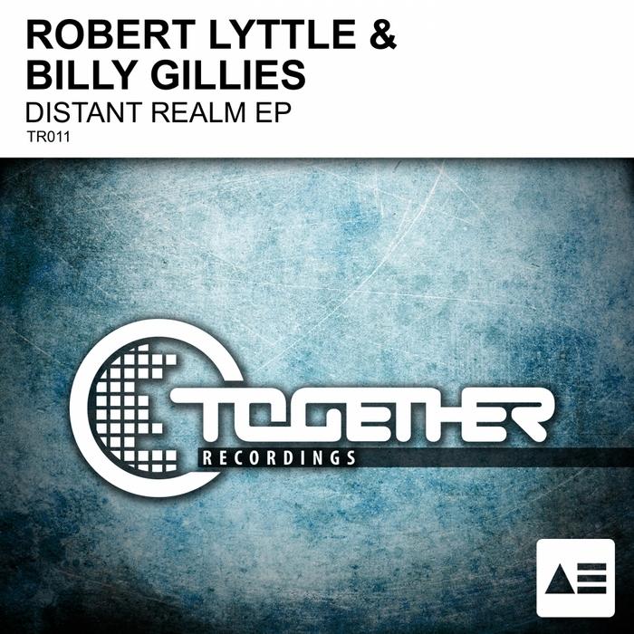 LYTTLE, Robert/BILLY GILLIES - Distant Realm EP