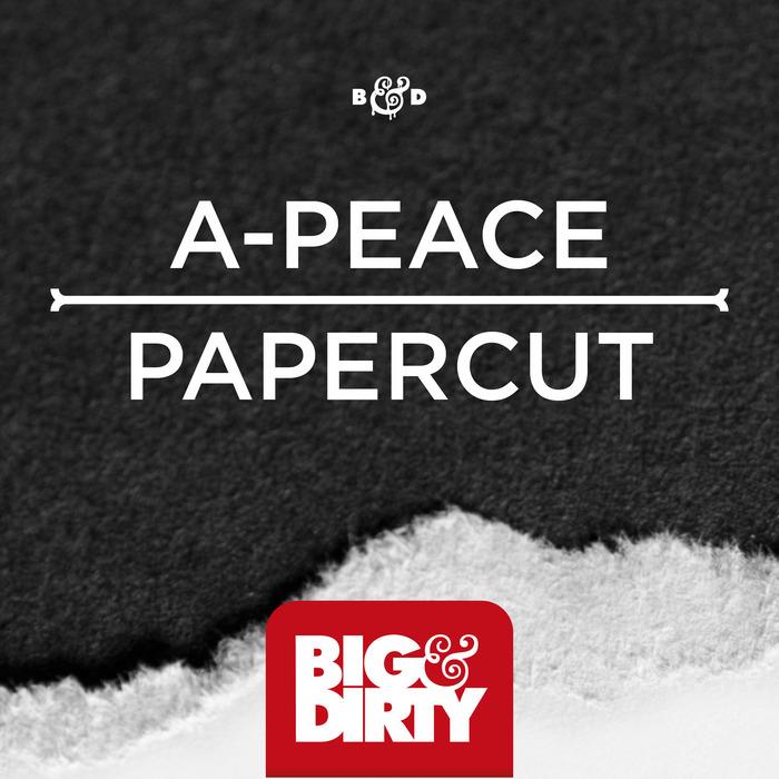 A PEACE - Papercut