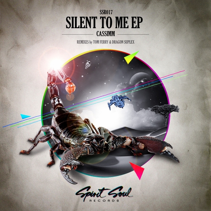 CASSIMM - Silent To Me EP