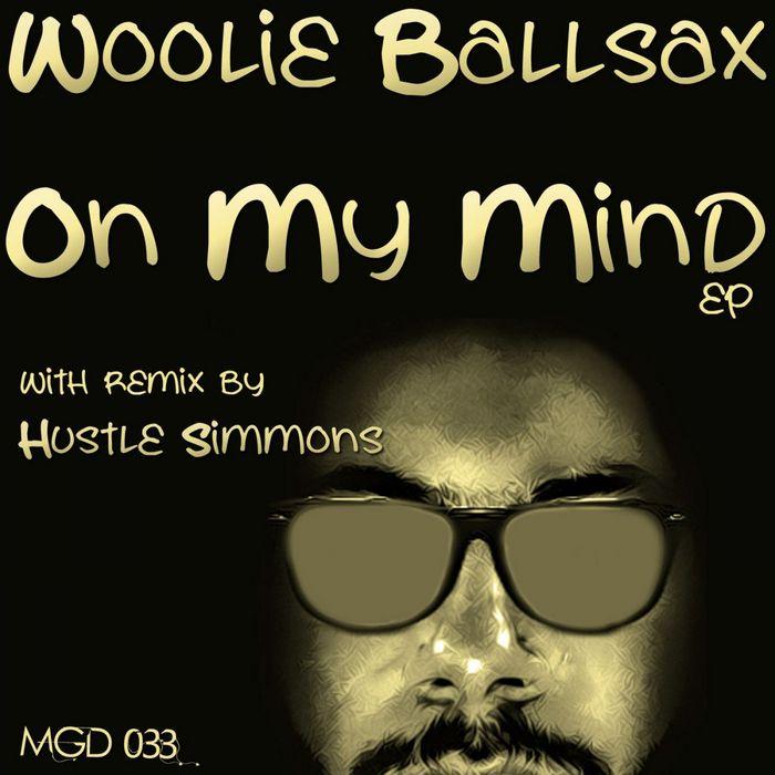 BALLSAX, Woolie - On My Mind