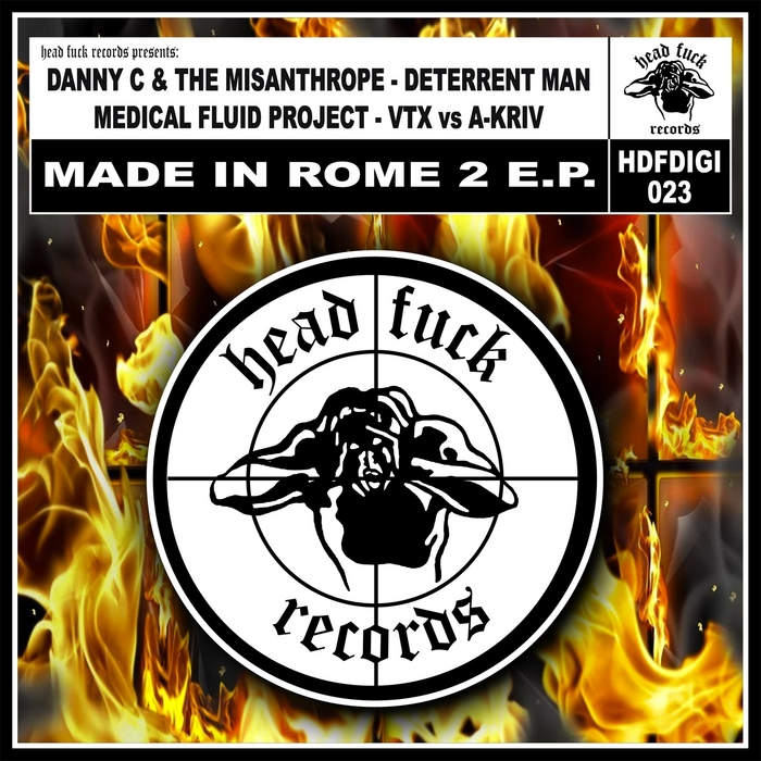 VARIOUS - Made In Rome 2 - EP