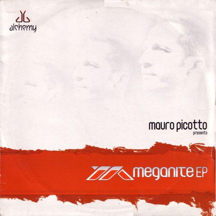 PICOTTO, Mauro - Meganite EP (2004)