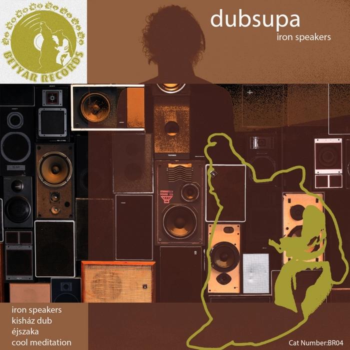 DUBSUPA - Iron Speakers