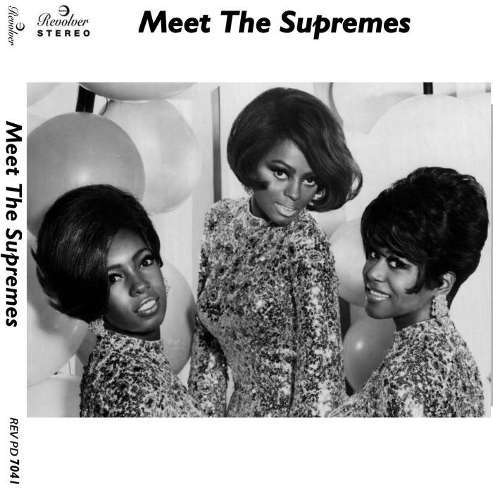 SUPREMES, The - Meet The Supremes