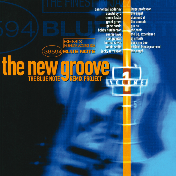 VARIOUS - The New Groove: The Blue Note Remix Project Vol  1