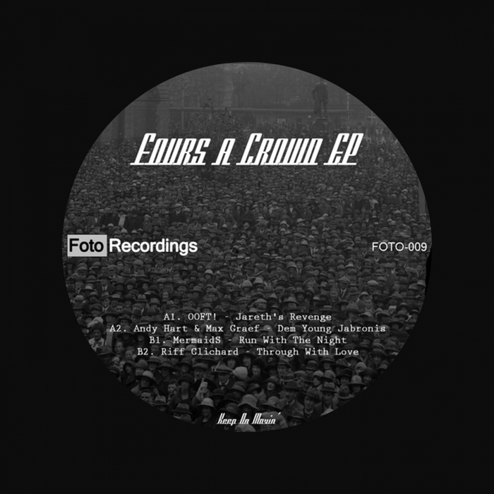 VARIOUS - Four's A Crowd EP
