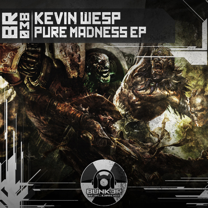 WESP, Kevin - Pure Madness EP