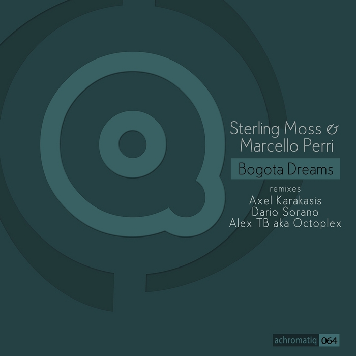 MOSS, Sterling/MARCELLO PERRI - Bogota Dreams