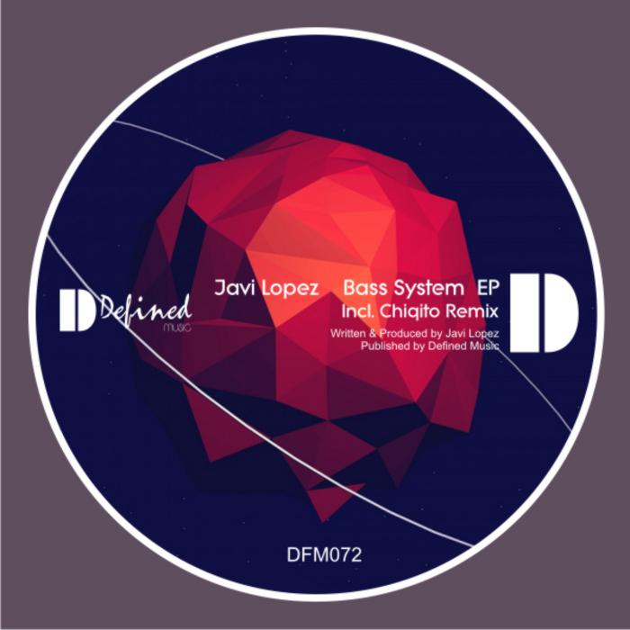 LOPEZ, Javi - Bass System (Incl Chiqito Remix)