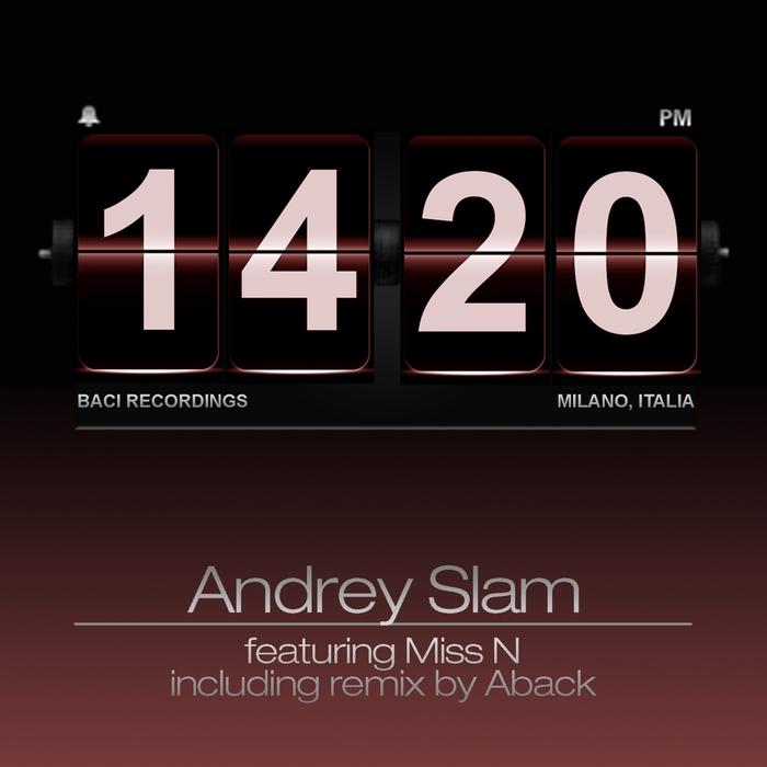 SLAM, Andrey feat MISS N - Ryadom