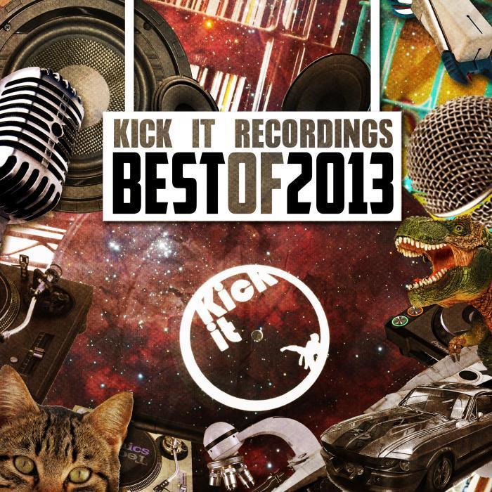 VARIOUS - Kick It Recordings Best Of 2013