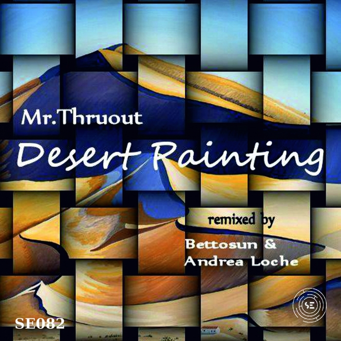 MR THRUOUT - Desert Painting