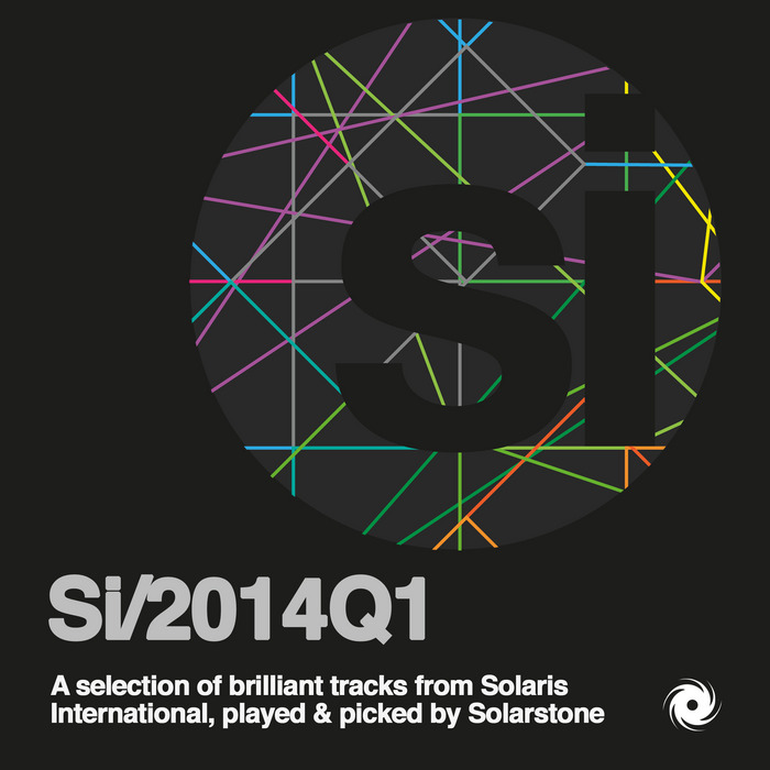 VARIOUS - Solarstone Presents Solaris International Si/2014Q1
