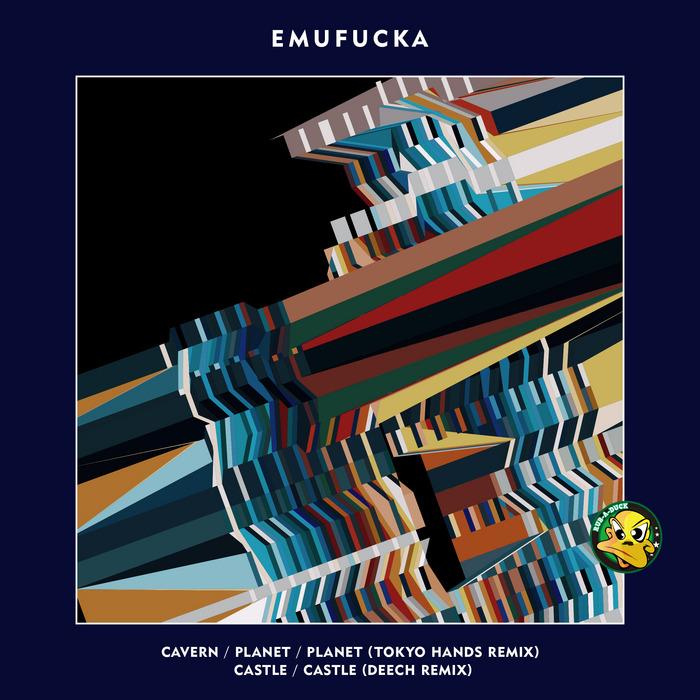 EMUFUCKA - Casper EP