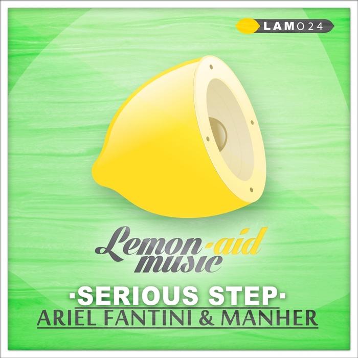 FANTINI, Ariel/MANHER (ES) - Serious Step