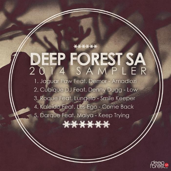 VARIOUS - Deepforestsa 2014 Sampler