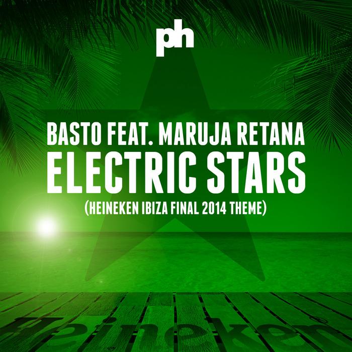 BASTO feat MARUJA RETANA - Electric Stars