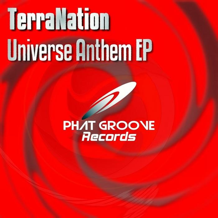 TERRANATION - Universe Anthem EP