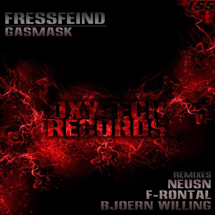 FRESSFEIND - Gasmask
