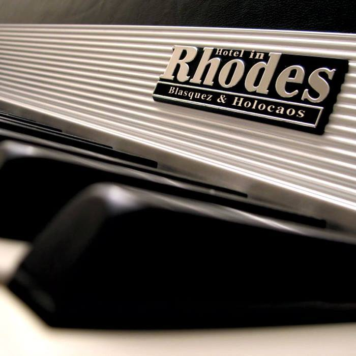 BLASQUEZ/HOLOCAOS - Hotel In Rhodes EP