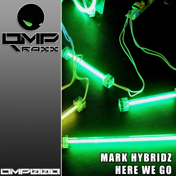 HYBRIDZ, Mark - Here We Go!