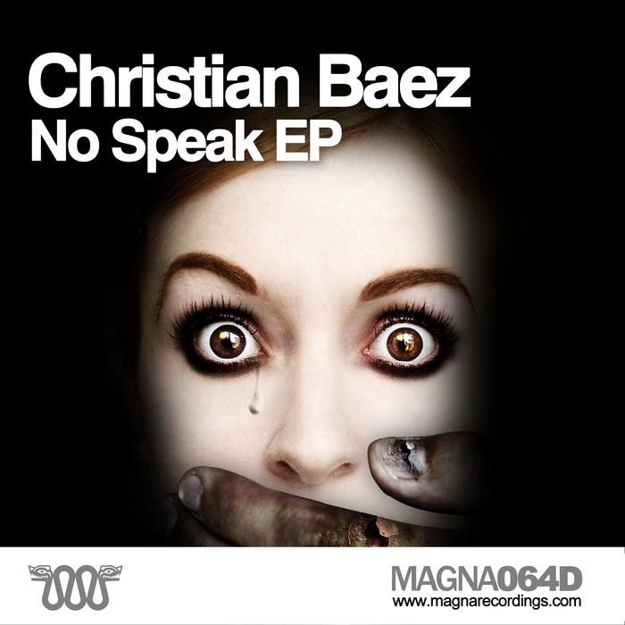 BAEZ, Christian - No Speak EP