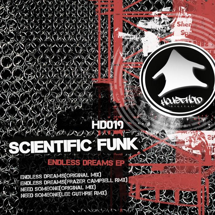 SCIENTIFIC FUNK - Endless Dreams EP