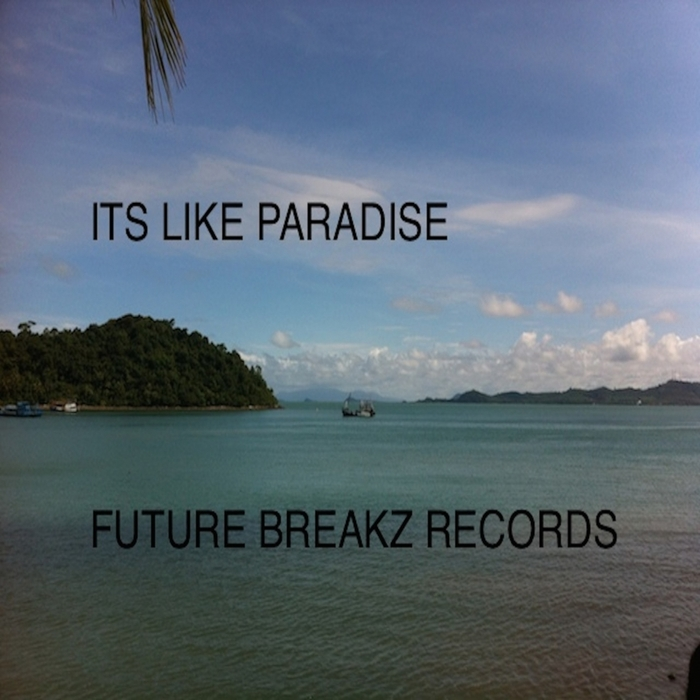 DEE, Sash - Its Like Paradise EP