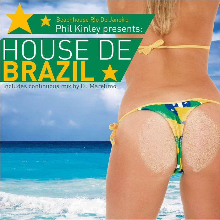 VARIOUS - House De Brazil - Beachhouse Rio De Janeiro