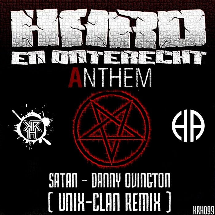 OVINGTON, Danny - Satan: Hard En Onterecht Anthem