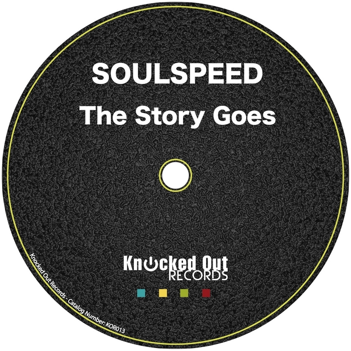 SOULSPEED - The Story Goes