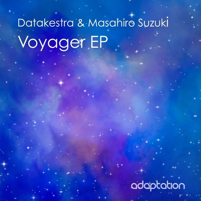 DATAKESTRA/MASAHIRO SUZUKI - Voyager EP