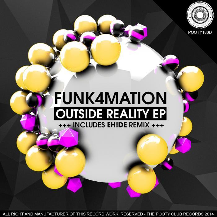 FUNK4MATION - Outside Reality EP