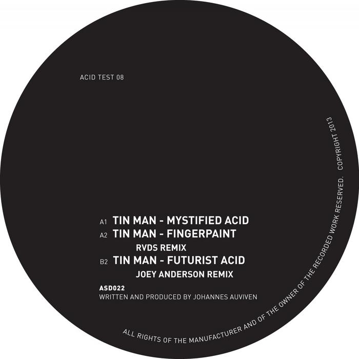 TIN MAN - Acid Test 08