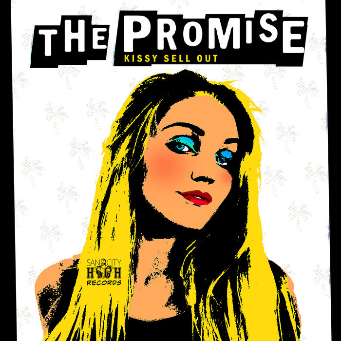 KISSY SELL OUT - The Promise - EP