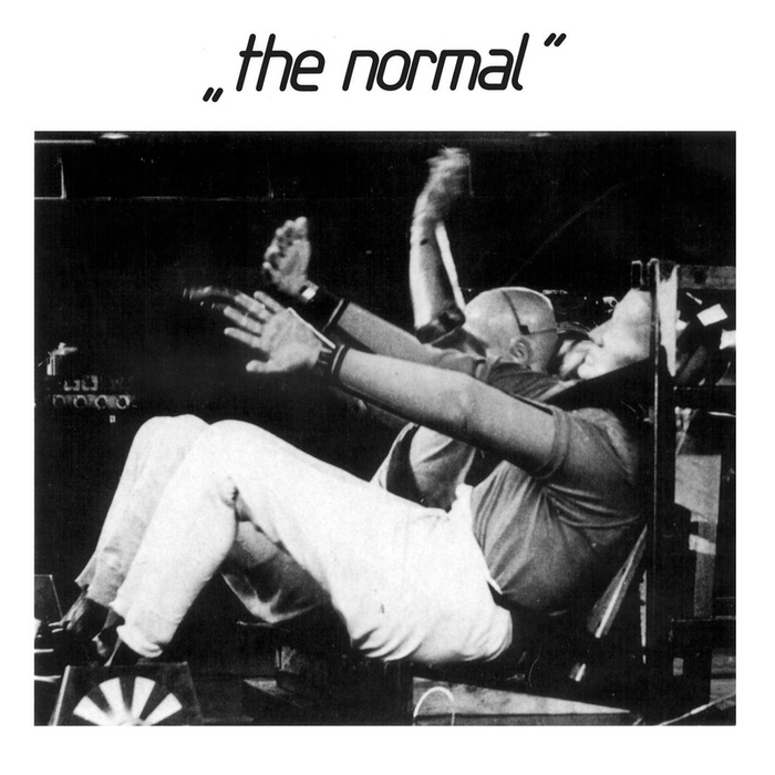 THE NORMAL - Warm Leatherette / T.V.O.D.