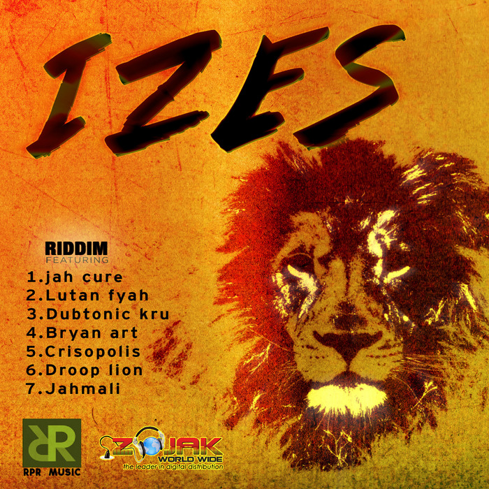 VARIOUS - Izes Riddim - EP
