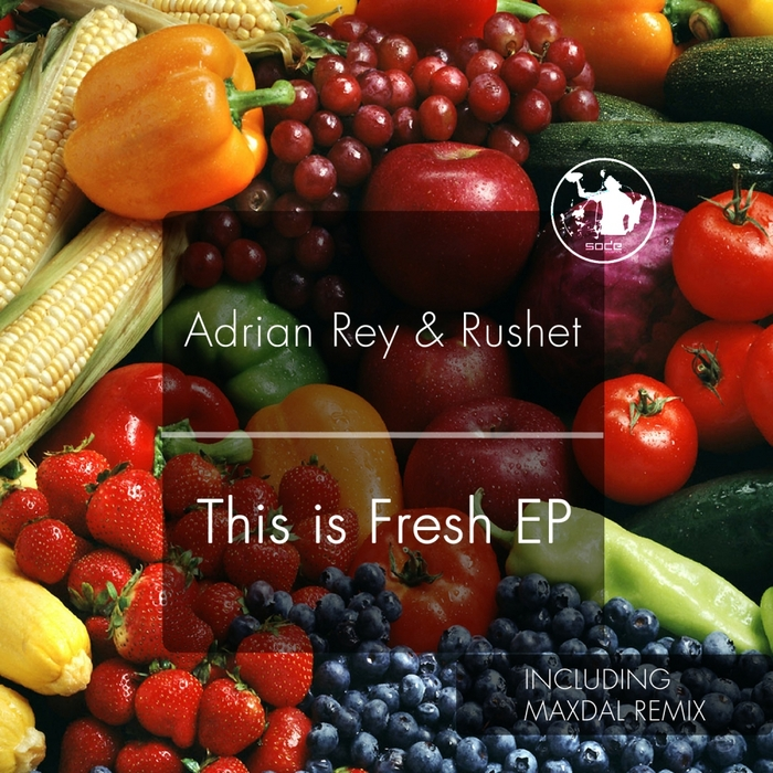 REY, Adrian/RUSHET - This Is Fresh