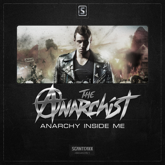 ANARCHIST, The - Anarchy Inside Me