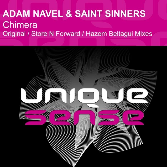 NAVEL, Adam/SAINT SINNERS - Chimera